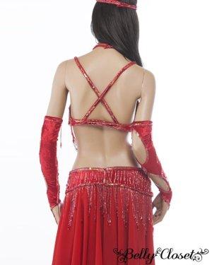 画像3: 【Bella】オーダーメイド 大人気スタイル!1着はおさえておきたい赤のターキッシュスタイル