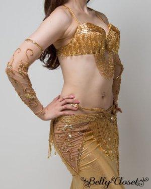 画像2: 【Bella】オーダーメイド 肌なじみの良いゴールドも上質な光沢でヌーディーになりすぎない