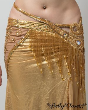 画像4: 【Bella】オーダーメイド 肌なじみの良いゴールドも上質な光沢でヌーディーになりすぎない